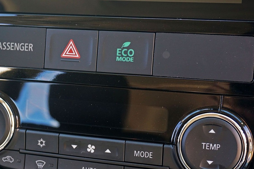 eco stand for in a car
